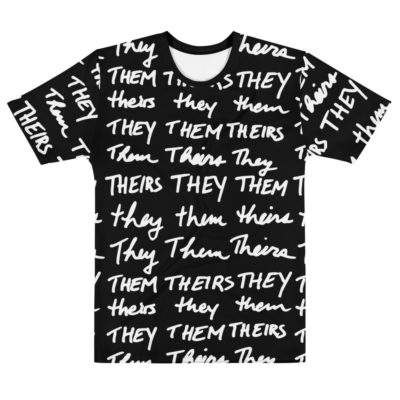 They/Them T-shirt